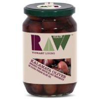 Raw Health Organic Greek Olives 330g